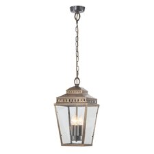 Mansion House 3 Light Outdoor Hanging Lantern