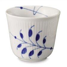 Blue Fluted Mega 8.5 oz. Thermal Mug