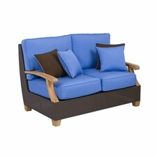 Ciera Loveseat with Cushions
