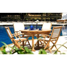Riviera 5 Piece Dining Set