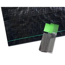 Ground Cover Kit with Staples