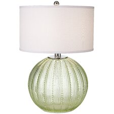 """PCL Urchin 26"""" H Table Lamp with Drum Shade"""