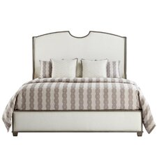 Oasis Upholstered Panel Bed