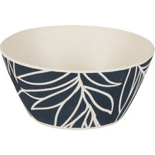 Palm Leaves Round Snack Bowl (Set of 4)