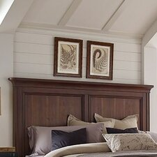 Cascade Wood Headboard