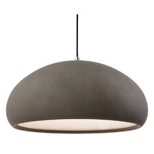 COSTA 1 Light Bowl Pendant