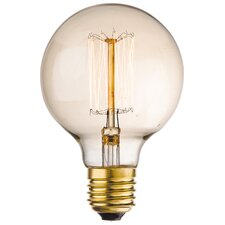 VINTAGE Incandescent Light Bulb