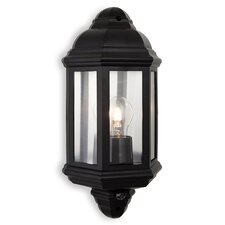 Park 1 Light Outdoor Flush Mount