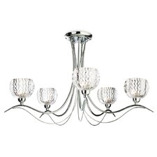 Blanche 5 Light Chandelier