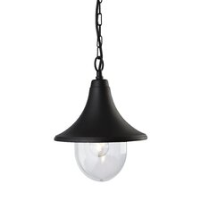 Station 1 Light Outdoor Pendant