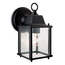 COACH 1 Light Outdoor Sconce