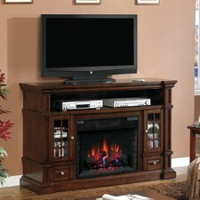 Belmont TV Stand Electric Fireplace