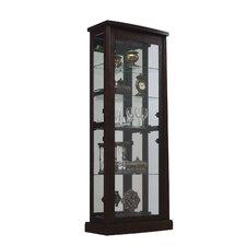 Boomerang Curio Cabinet
