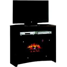 Delray Electric Fireplace