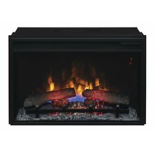 "26"" Infrared Electric Fireplace Insert"