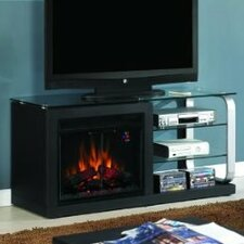 Luxe Electric Fireplace