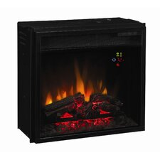 Fixed Electric Fireplace Insert