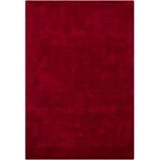 Clarissa Red Solid Rug