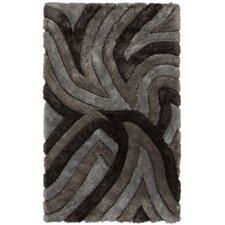 Filix Black/Gray Area Rug
