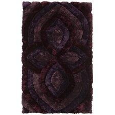 Filix Purple Area Rug