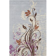 INT Hand Tufted Rectangle Transitional Area Rug