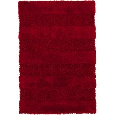 Tivid Red Area Rug