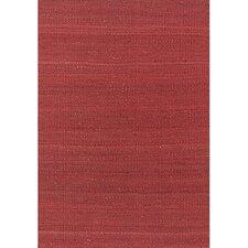 Amela Red Area Rug