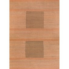 Arsana Orange/Green Area Rug