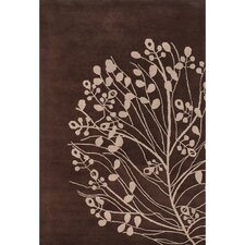 Dharma Brown/Tan Area Rug