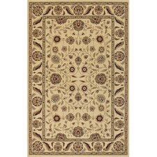 Diamond Brown & Tan Area Rug