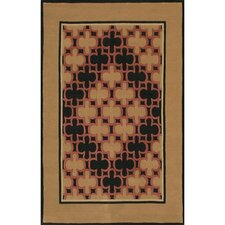 Rain Brown/Tan Area Rug