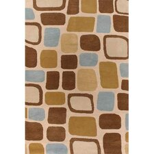 Rowe Brown/Tan Area Rug