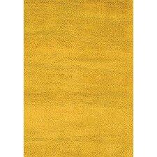 Strata Yellow Area Rug