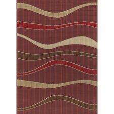 Torino Red Indoor/Outdoor Area Rug
