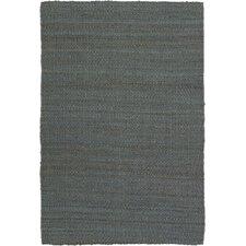 Amela Textured Contemporary Dark Gray Area Rug