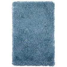 Duke Blue Solid Area Rug