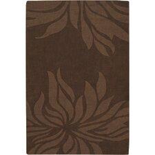 Jaipur Brown Floral Area Rug