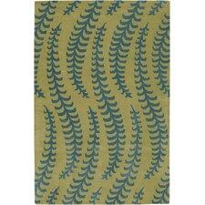 Rowe Green/Blue Area Rug