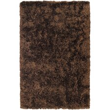 Sunlight Dark Brown Area Rug