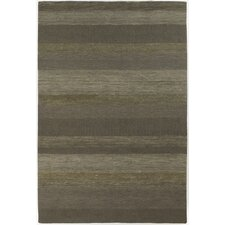 Felix Green Stripe Area Rug