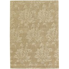 Jaipur Hand Tufted Rectangle Transitional Tan Area Rug