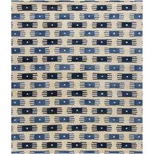 Rowe Blue/White Area Rug