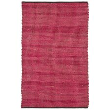 Zola Stripe Red Area Rug