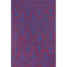 Condit Blue/Red Area Rug