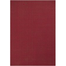 Deco Red Rug