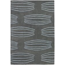 Parson Gray Designer Grey Rug