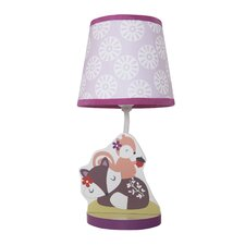 "Lavender Woods 16.5"" H Table Lamp with Empire Shade"