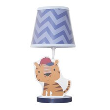 "Baby League 16"" H Table Lamp with Empire Shade"