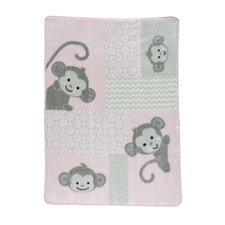 Pinkie Warm and Cozy Blanket