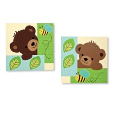 Honey Bear Wall Decal